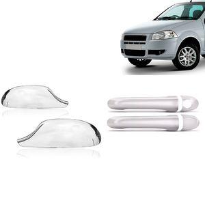 Kit-Capa-Macaneta-e-Retrovisor-Cromado-Fiat-Palio-2008-09-10---2-Portas-01