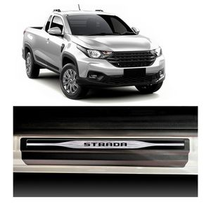 Kit-Soleira-Fiat-Strada-CS-2020--2P-Premium-Aco-Escovado-01