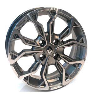 Jogo-Roda-KR-M16-Sandero-RS-Aro-17---Grafite-Diamantada-01