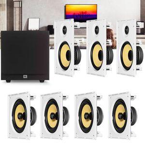 Kit-Home-Theater-7.1-JBL-Caixa-de-Embutir-CI8R---CI8S---Sub-Ativo-Stage-A100P-Residencial-01