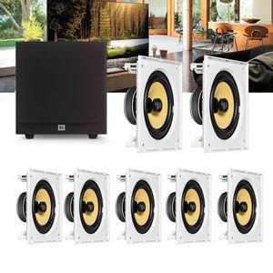 Kit-Home-Theater-7.1-JBL-Caixa-de-Embutir-CI8S---Sub-Ativo-Stage-A100P-Residencial-Gesso-01