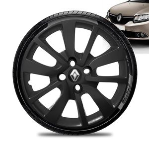 Calota-Renault-Logan-Aro-15-Preta-Fosca-Emblema-Preto-01