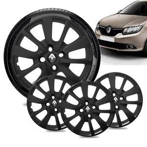 Jogo-4-Calota-Renault-Logan-Aro-15-Preta-Fosca-Emblema-Preto-01