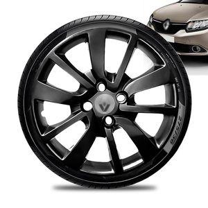 Calota-Renault-Logan-Aro-15-Preta-Brilhante-Emblema-Prata-01