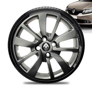 Calota-Renault-Logan-Aro-15-Grafite-Brilhante-Emblema-Preto-01