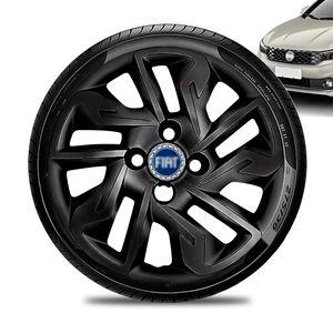 Calota-Fiat-Argo-Aro-14-Preta-Brilhante-Emblema-Azul-01