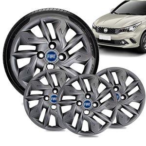 Jogo-4-Calota-Fiat-Argo-Aro-14-Grafite-Brilhante-Emblem-Azul-01