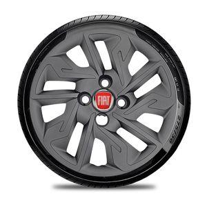Calota-Fiat-Aro-14-Grafite-Fosca-Emblema-Vermelho-01